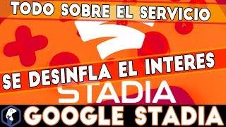 TODO SOBRE GOOGLE STADIA / Informacion / Precio / Salida