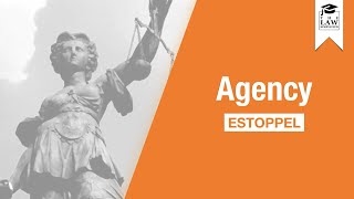 Commercial Law - Agency by Estoppel