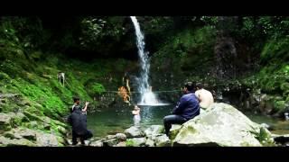 Wisata Tersembunyi di Gunung Bunder, Bogor -- Main Air di Curug Goa Lumut Indah