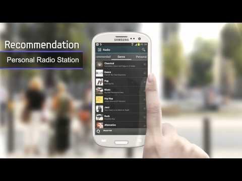 Samsung Music Hub 3.0