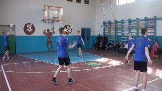 Волейбольний гурток
