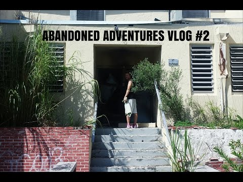 Vlog #2 ~ Abandoned Adv (Broward Correctional Institution)