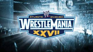 "WWE: Wrestlemania 27 Theme Song - ""Written In The Stars"""