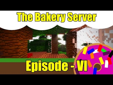Minecraft :: The Bakery Server :: Episode 6 - Tree House Begins!