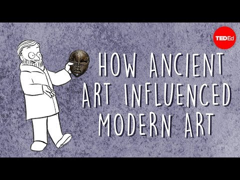 How ancient art influenced modern art - Felipe Galindo