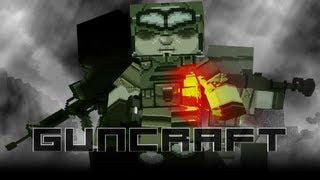 New FPS Game: GUNCRAFT