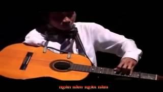 """Tuổi đá buồn - Solo Guitar 1 tay by """"Quái kiệt""""  Nguyễn Thế Vinh"""