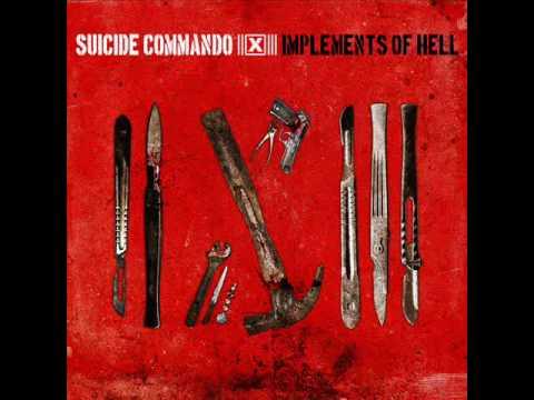 Клип Suicide Commando - Death Cures All Pain