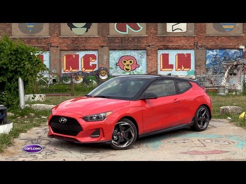 2019 Hyundai Veloster First Drive Cars.com