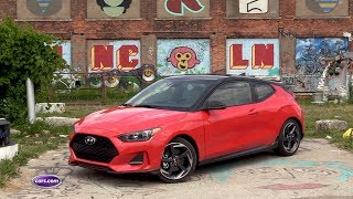 2019 Hyundai Veloster Review and First Drive — Cars.com