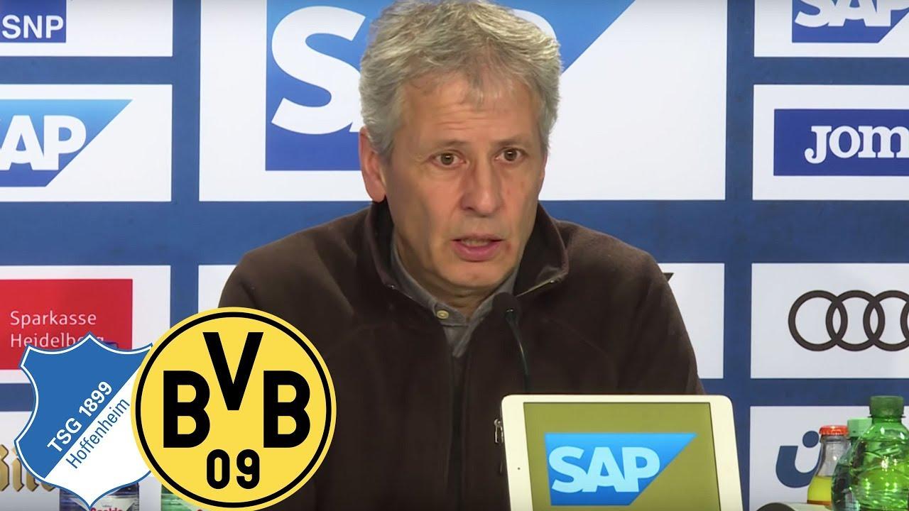 Die PK mit Schreuder & Favre | Hoffenheim - BVB