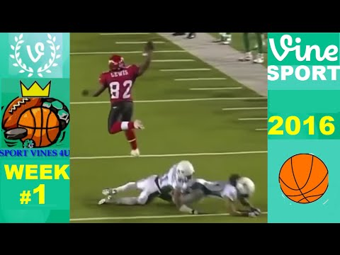 Thumbnail: Best Sports Vines of All Time (with Title & Song's name)