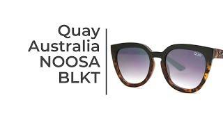Quay Australia 000165 Noosa Blktort Sunglasses Review