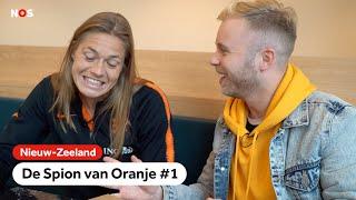 Is Anouk blij om de Spion te zien en heeft Nieuw-Zeeland een jetlag?   De Spion van Oranje