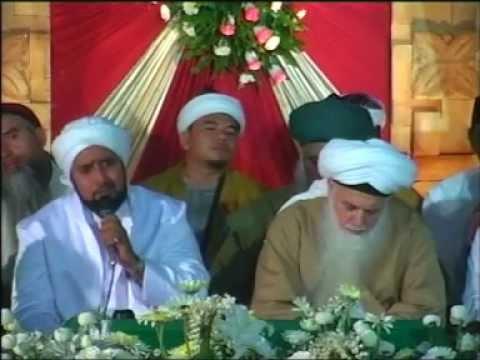 Ahbabul Musthofa :: Habib Syech bin Abdul Qodir Assegaf & Maulana Syekh Muhammad Hisyam Kabbani