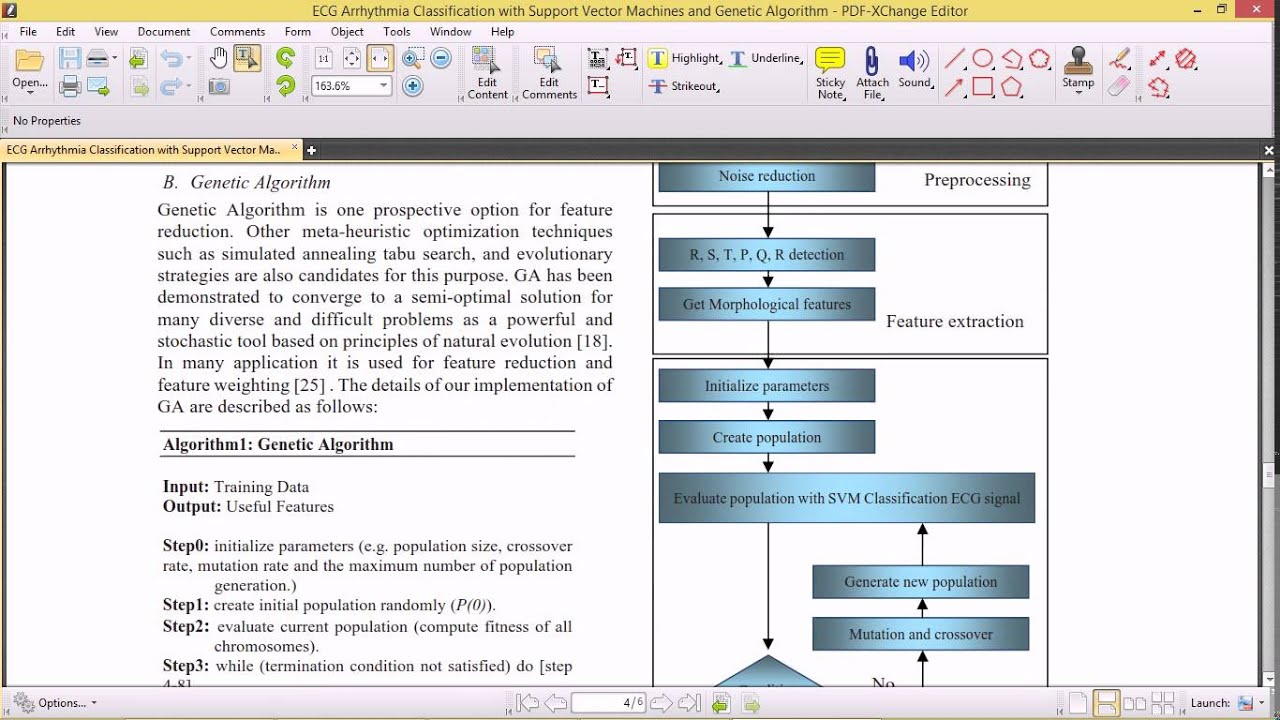 ECG Arrhythmia Classification with Support Vector Machines and Principal  Component Analysis