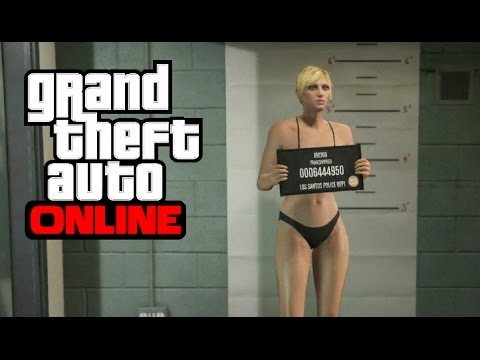 GTA 5 Online - How to Change Your Character's Appearance After 1.40