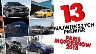 13 największych premier Paris Motor Show 2018 - #132 TOP