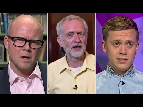 Jeremy Corbyn: Owen Jones and Toby Young debate