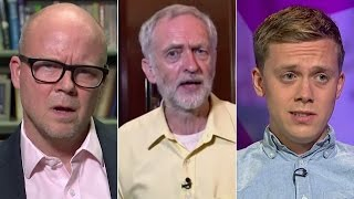Jeremy Corbyn: Owen Jones and Toby Young debate