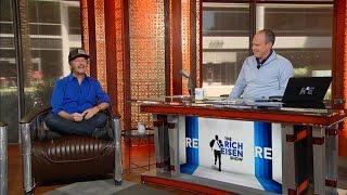 "Actor David Spade Talks New Movie ""Joe Dirt 2: Beautiful Loser"" in Studio - 6/22/15"