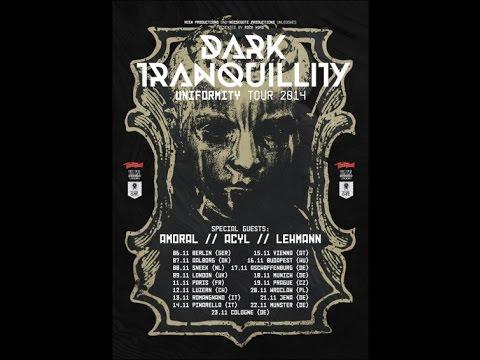 Acyl - Dark Tranquillity Uniformity Tour 2014 (11/17) : Colosaal. Asschaffenburg (Germany)