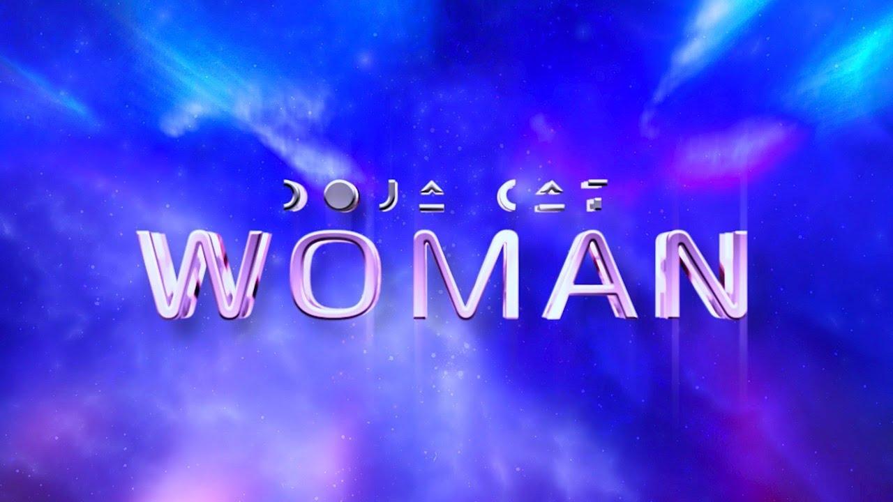 Download Doja Cat – Woman   Lyric Video