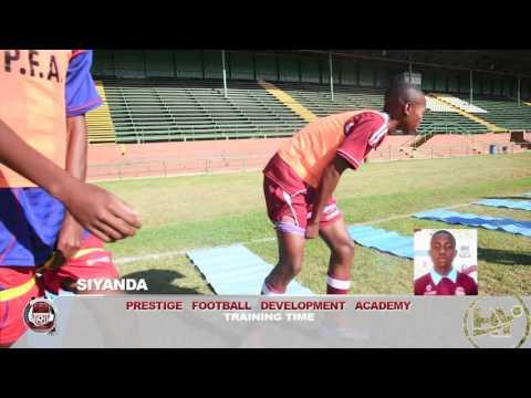 Mngomezulu Siyanda Thuli From Pfda (Prestige football Development Academy)