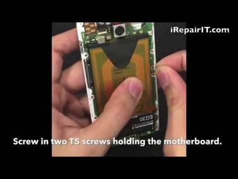 Motorola Droid Mini XT1030 Screen Replacement and Disassembly - iRepairIT.com