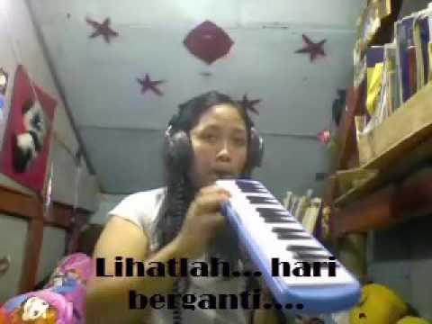 Ayah Rinto Harahap cover Pianika   yaya onyet