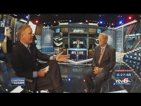 Bill Polian reflects on his career