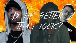 Better than Logic !? | DizzyEight - Homicide Remix (Logic & Eminem) [ INSANE ]