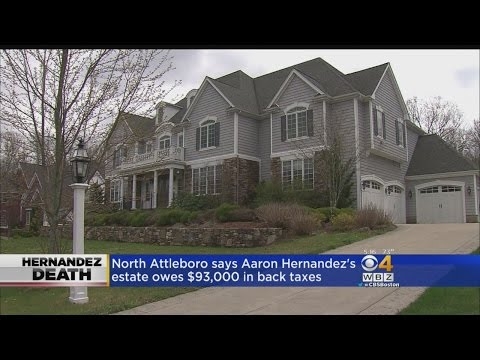 Aaron Hernandez Estate Owes North Attleboro $93,000 In Unpaid Taxes