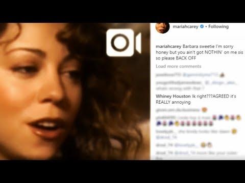 If 90's Mariah Had An Instagram Account!