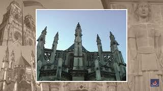 Собор Святого Креста в Орлеане. Cathédrale Sainte-Crouix d