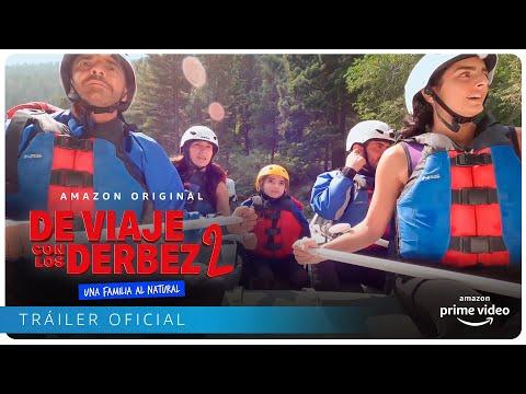 De Viaje con los Derbez 2 - Tráiler oficial   Amazon Prime Video