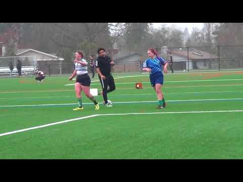 Lady Liberty Rugby 2018 - Prezfest - Liberty vs Timberwolves