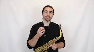 Composer Resources: Saxophone, Voicing / Joshua Hyde