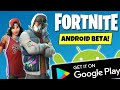 How To Get Fortnite On Google Play