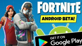 FORTNITE MOBILE - GET [OFFIZIELLE] FORTNITE ANDROID GOOGLE PLAY STORE !!