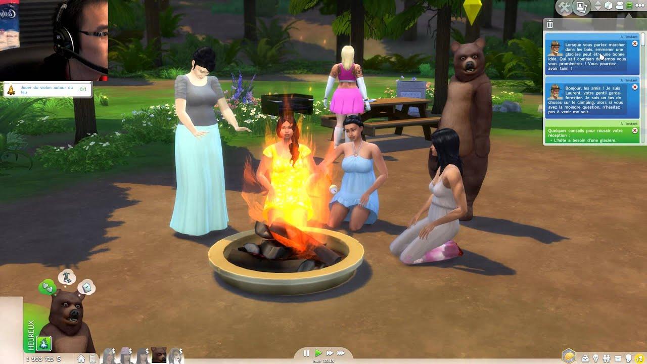 Les Sims 4 Destination Nature est aux Sims 4 de que tous les add-ons Sims 3 sont aux Sims 3. Ils sont dans la continuité du jeu. Pour Ils sont dans la continuité du jeu. Pour Les Sims 3 , ils ajoutent des tas de contenu à un jeu déjà super bien fait et complet.