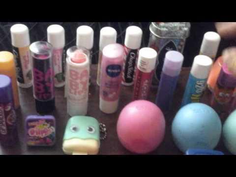 Lip Balm Collection | Lip Balm Land 2006 ♡
