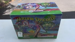 HAWAII DREAM - 500G CAKE - WINDA FIREWORKS