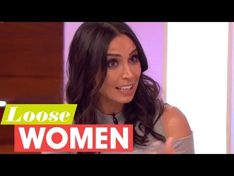 Christine Lampard Shares Her Spooky Sixth Sense Story | Loose Women