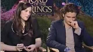 Liv Tyler & Orlando Bloom