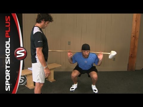 Lower Body Workout with Bode Miller