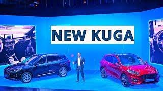 2020 Ford Kuga, presentation - I