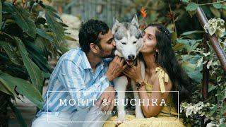 Save the Date | Mohit & Ruchika | 03 July, 2021 | Tu mileya