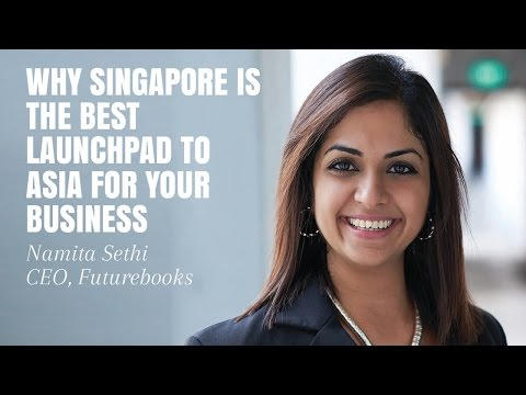 Why is Singapore the best launchpad for your business to Asia?