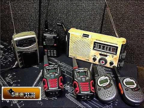 SHTF Natural Disaster Communications